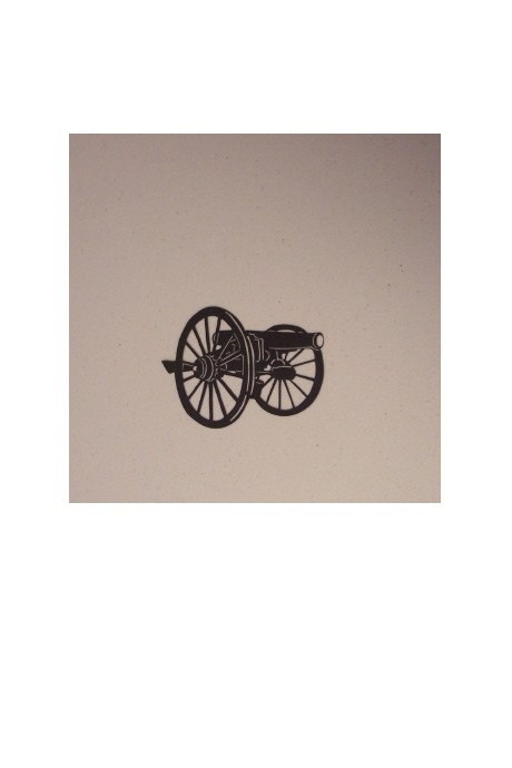 Cannon Die-Cut Black