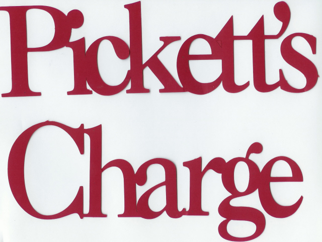 Pickett's Charge Red