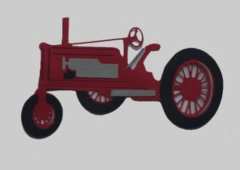 Tractor 3-D