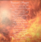 FMS Fire Fighters Prayer