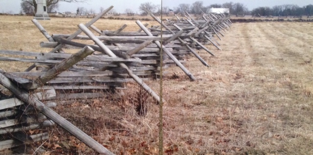 Gettysburg Fence 2 page