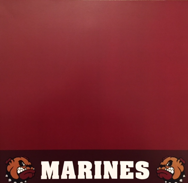Marines red