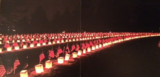 Remembrance Illumination