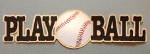 Play ball title bar