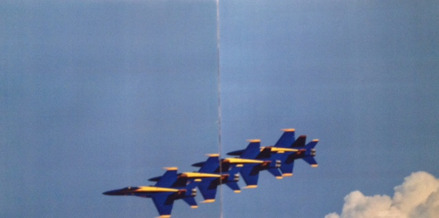 FS Blue Angles