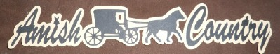 Amish County diecut