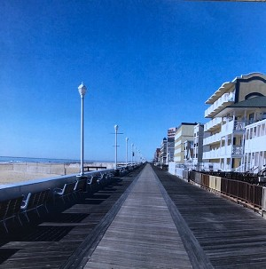 Boardwalk Ocean City